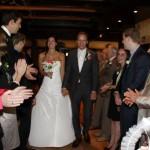 Trouwen in Sneek bruidspaar
