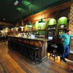 Binnen bar Personeelsuitje Leeuwarden Old Dutch