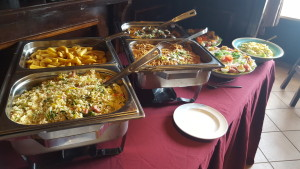 Uit eten in Leeuwarden met diverse buffetten