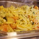 Salade-van-het-koude-buffet-de-Westereen