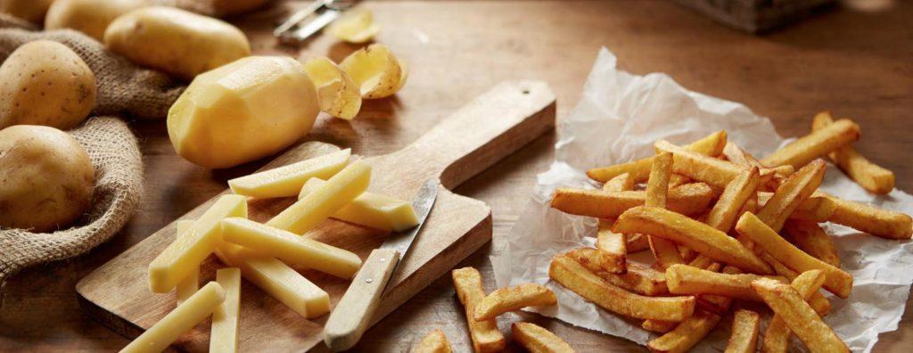 Catering Drachten met patat / friet